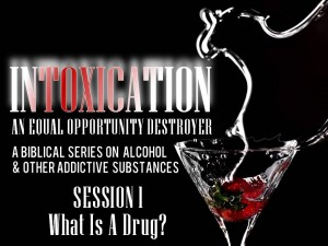 Intoxication - Session 1