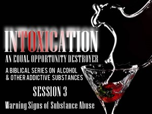Intoxication - Session 3
