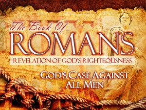 12-08-2013 SUN (Rom 3 9-20) God's Case Against All Men