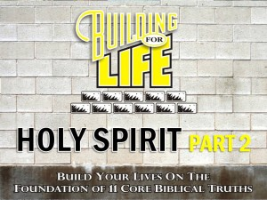 01-05-2011 (BFL - Foundations) Holy Spirit Part 2