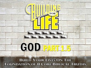 09-29-2010 (BFL - Foundations) God Part 1.5