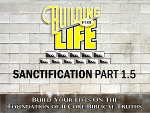 04-06-2011 Session13 Sanctification