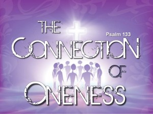 12-30-2015 The Connection of Oneness (Psalm 133)